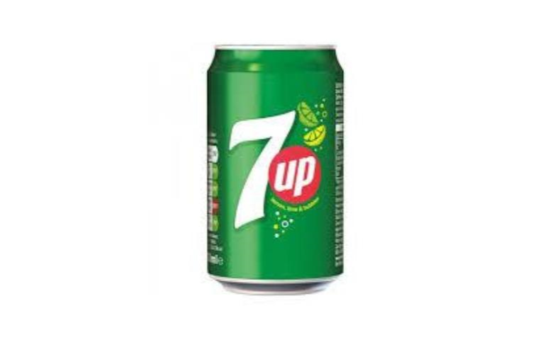 Minerals - 7up Cans 300ml  ( Case of 24 )
