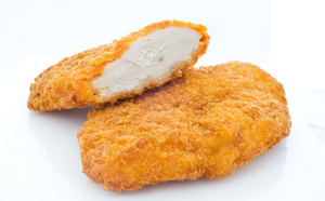 Breaded Chicken Fillet 1.05kg (150gm x35)