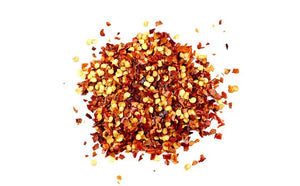 Dried - Crushed Chillies 400g