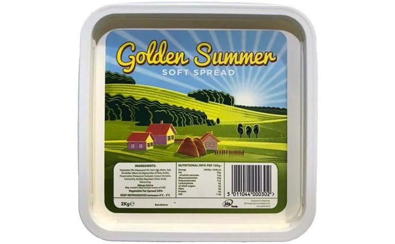 Butter - Golden Summer Spread 2kg