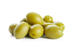 Canned - Green Olives 1kg