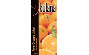 Bulk - Orange Juice 1ltr x 12