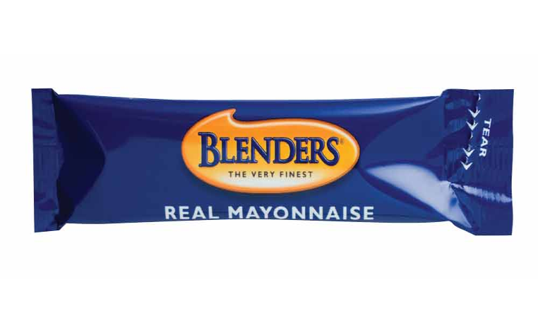 Sachet Real Mayonnaise  14.2g*200