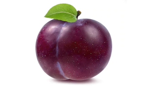 Plums (Pkt of 6)