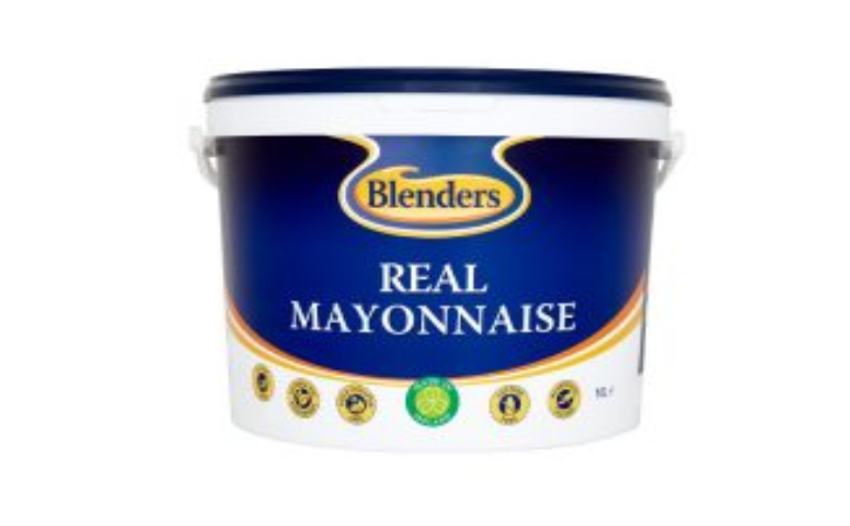 Blenders Real Mayonnaise 10 ltr