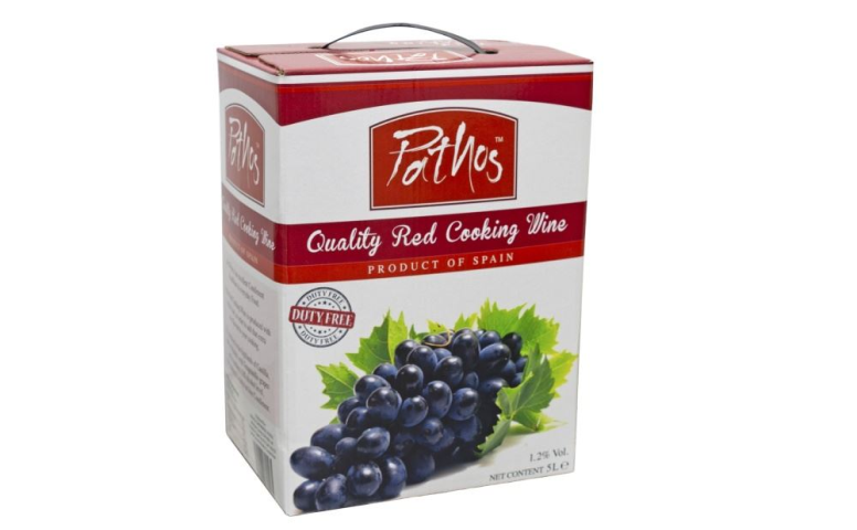 Cooking Wine - Red 5ltr