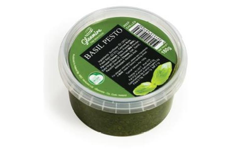 Pesto - Fresh Basil Pesto Glanmire Fine Foods 1kg