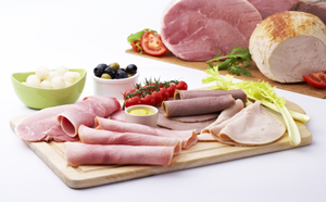 Cooked - Irish Farmhouse Sliced Ham 500g