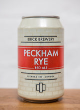 Load image into Gallery viewer, 330ml Can of Peckham Rye Beer from Brick Brewery in Peckham, London