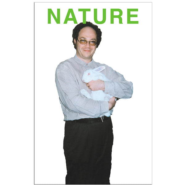 <p>Eduardo Kac<p>Paris intervention NATURE