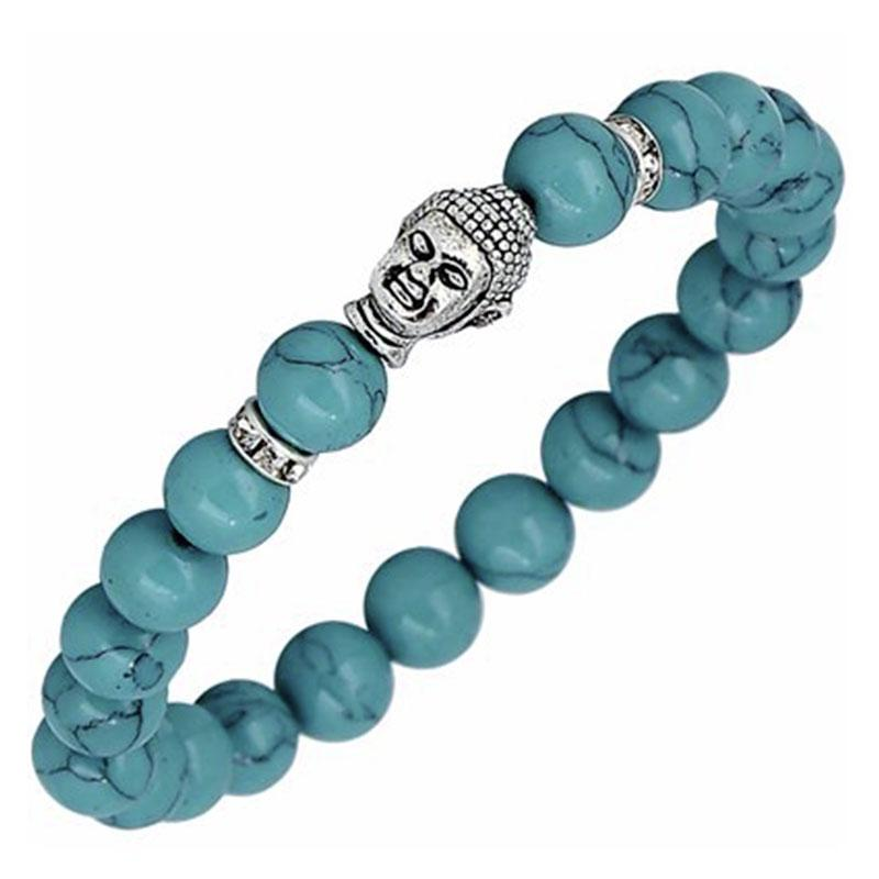 Bracelet pierre anti-stress