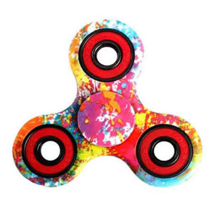 Hand spinner multicolore