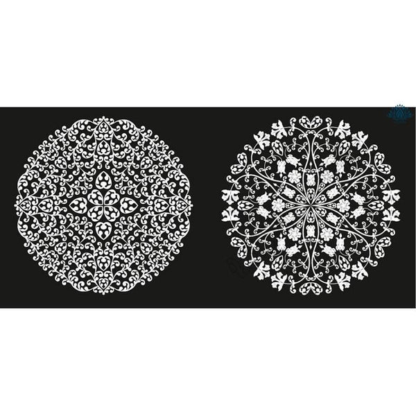 Anti stress coloriage mandala