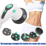 Appareil de massage anti cellulite