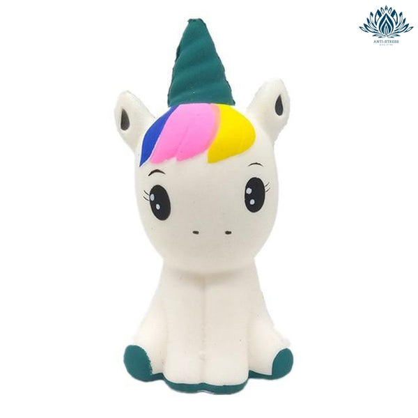 Balle anti-stress Licorne