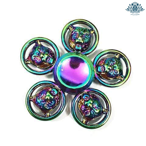 Hand spinner chat