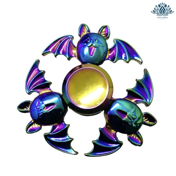 Hand spinner chauve souris