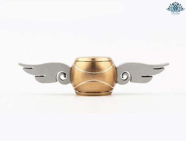 Hand spinner vif d'or