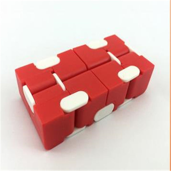 Finger cube anti-stress