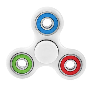 Hand spinner tricolore