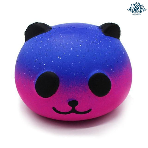 Squishie panda kawaii brillant