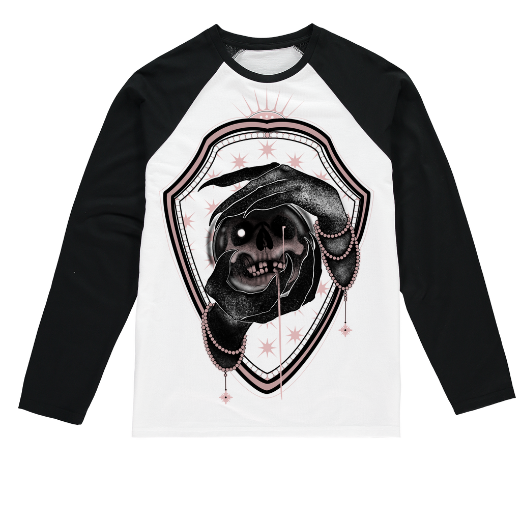 BadLands Sublimation Baseball Long Sleeve T-Shirt