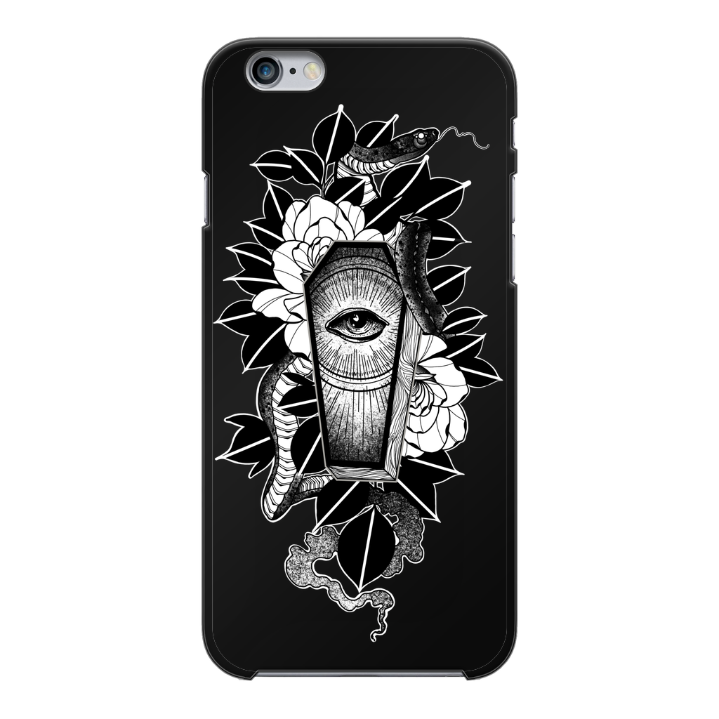 Bring OnThe Night Back Printed Black Hard Phone Case