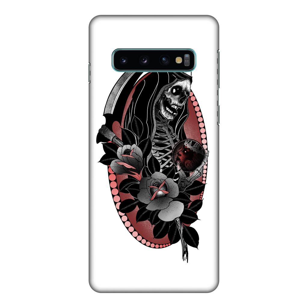 Wages Of Sin Fully Printed Matte Phone Case