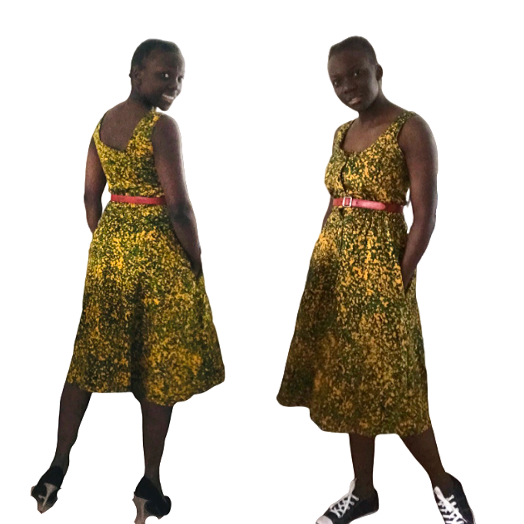 The Letasi Batik signature dress. The all round dress that encourages all women and mothers it is still make possible to look chic and comfortable and wining.