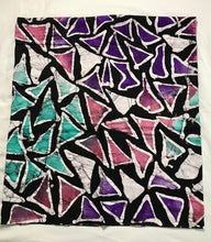 Load image into Gallery viewer, Batik mini triangles-fabric-Letasi Design Studio