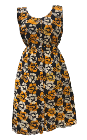 Happy Flowers-Dress-Letasi Design Studio