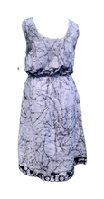 Load image into Gallery viewer, Batik classic marble crackle 14-Dress-Letasi Design Studio