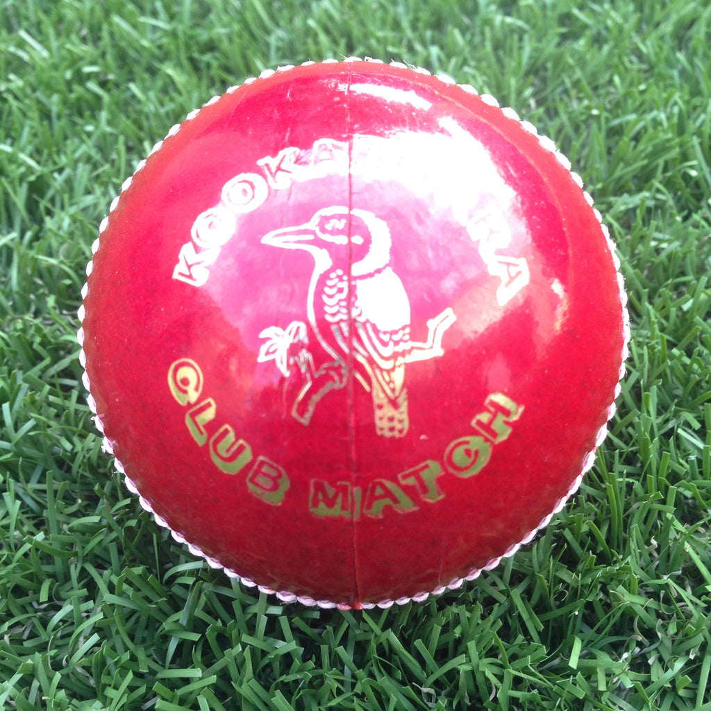 Kookaburra Club Match 4 Piece Ball