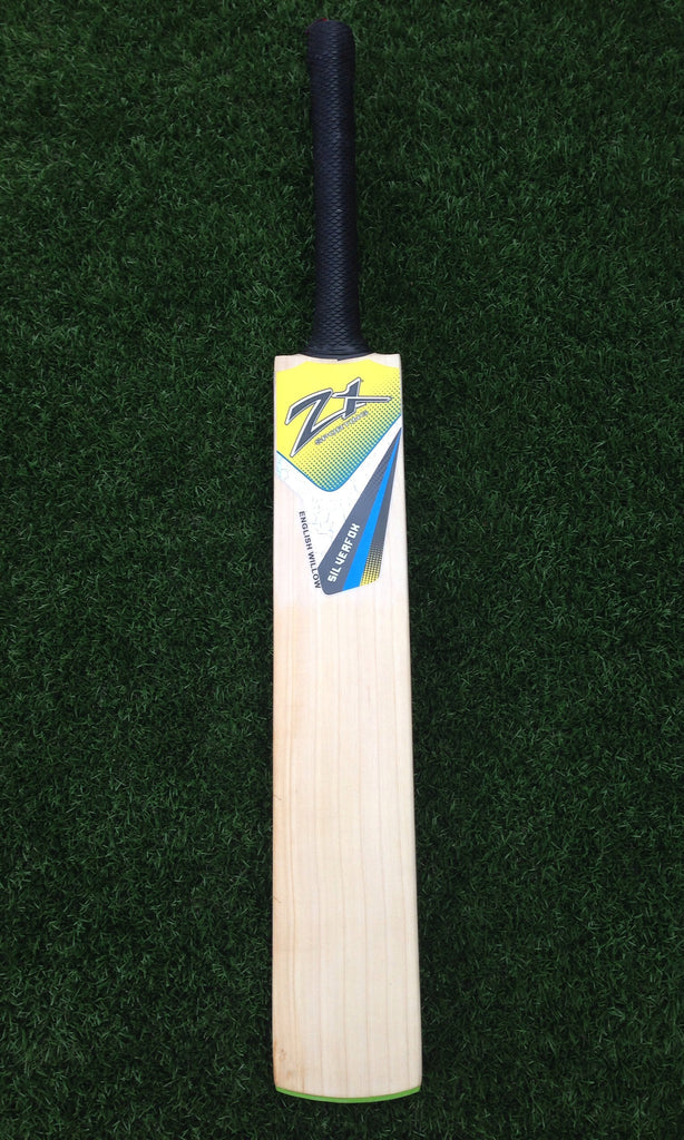 ZX Silver Fox Cricket Bat