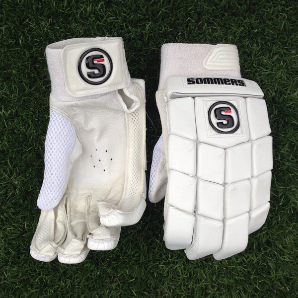 Sommers Cut Knuckle Indoor Batting Gloves