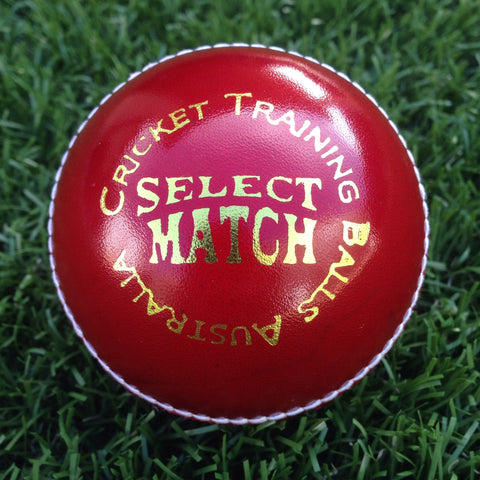 CTBA Select Match 2 Piece Ball