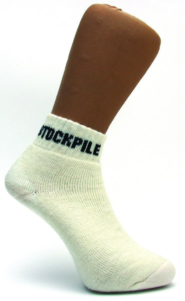 Stockpile Wool Cricket Socks