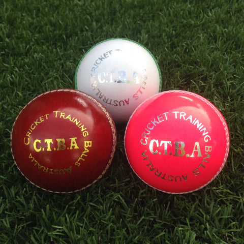 CTBA Training 2 Piece Ball