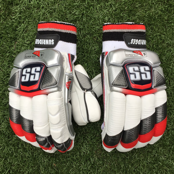 "SS ""Super Test"" Batting Gloves"