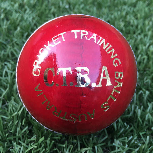 CTBA Training 4 Piece Ball