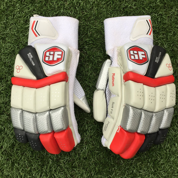 "SF ""Platinum"" Batting Gloves"