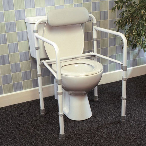 Homecraft Uni-Frame Folding Toilet Rail