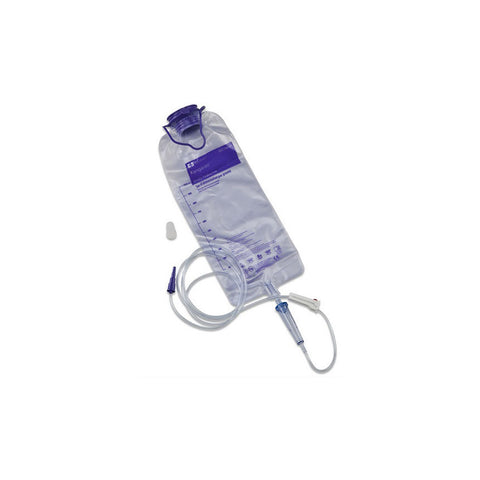 Kangaroo™ Gravity Feeding Bag, Non-Sterile (30 Count)