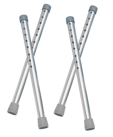 "Tall Extension Legs (Adds 4""), PK/4"