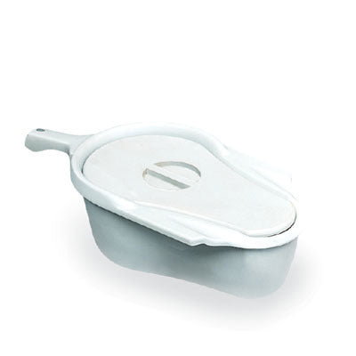 Ocean Sanitary Pan with Lid