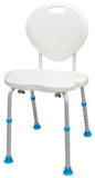 Adjustable Bath Seat With Back