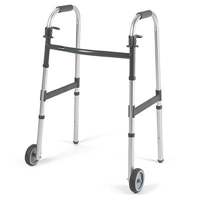 "FOLDING WALKER-JUNIOR-5"" WHEEL"