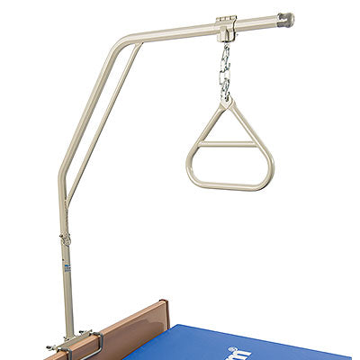 TRAPEZE WITH FLOOR STAND