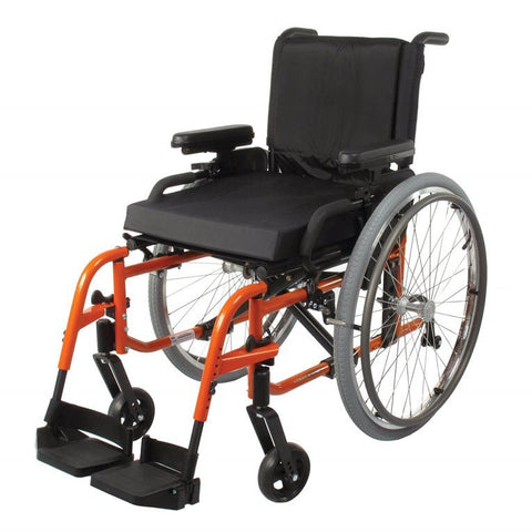 Quickie® LXI/LX®  FOLDING MANUAL WHEELCHAIR