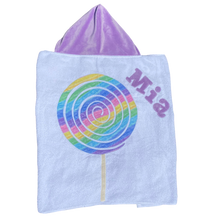 Load image into Gallery viewer, Lollipop Boogie Baby Towel